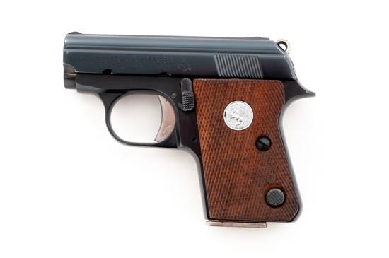 Colt Junior Semi-Automatic Pistol