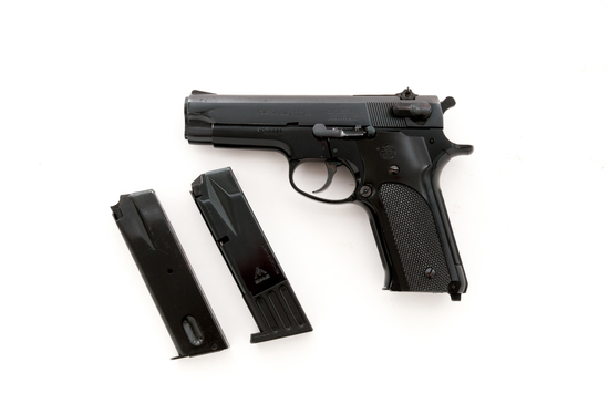 S&W Model 59 Semi-Automatic Pistol