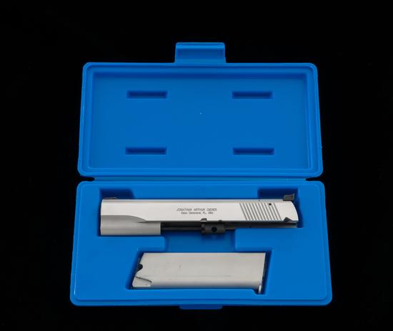 J. Arthur Ciener .22 LR Platinum Cup Conversion Kit