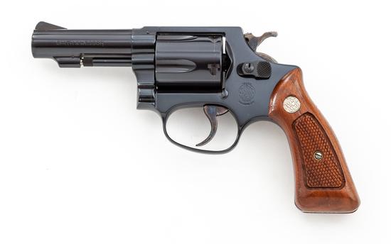 S&W Model 36-1 Double Action Revolver