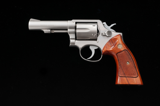 S&W Model 65 Double Action Revolver