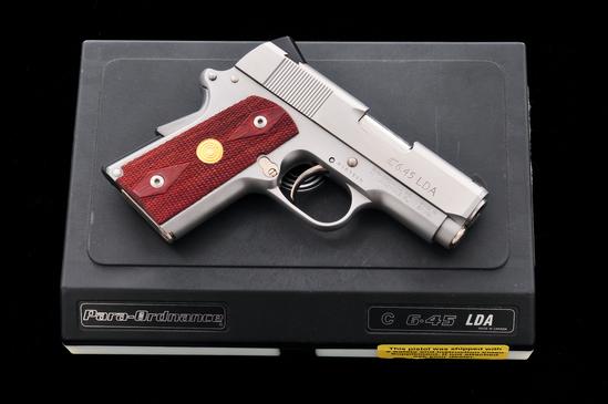 Para-Ordnance Model C6 ''Para Carry'' Semi-Auto Pistol