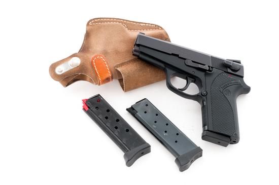 S&W Model 3914 Compact Semi-Auto Pistol