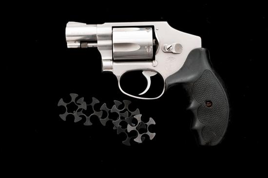 S&W Model 940 Centennial Double Action Revolver