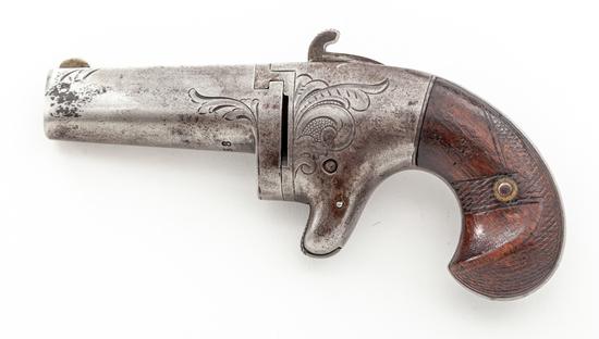 Civil War National Arms Co. Iron Frame Derringer