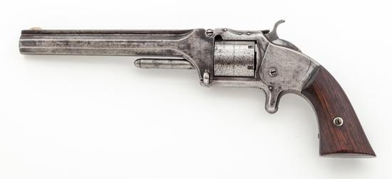 Civil War S&W No. 2 Old Army Revolver