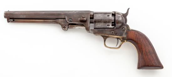 Civil War Metropolitan Arms Co. Navy Perc. Revolver