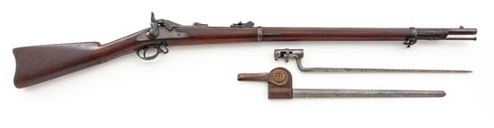 Springfield Model 1873 Single Shot Military Rifle