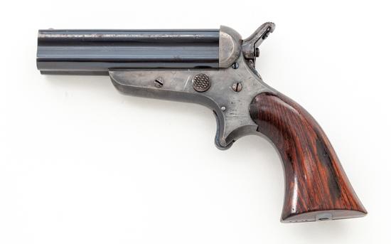Antique Sharps & Hankins Model 3B Pepperbox