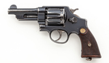 S&W 1st Model Hand Ejector Double Action Revolver (Triplelock)