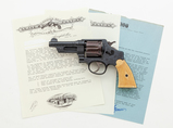 S&W 1st Model Hand Ejector Double Action Revolver