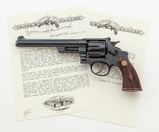 S&W Registered Magnum Double Action Revolver