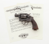 S&W Victory Model Double Action Revolver