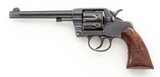 Colt Model of 1895 Double Action Revolver