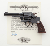 S&W 2nd Model Hand Ejector Double Action Revolver