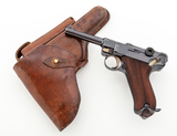 Model 1908 Bulgarian Contract Luger