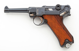 Simson S-Code Luger