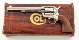 Colt Third Generation Single Action Army Revolver