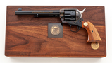 Mint Colt NRA Centennial Single Action Army Revolver
