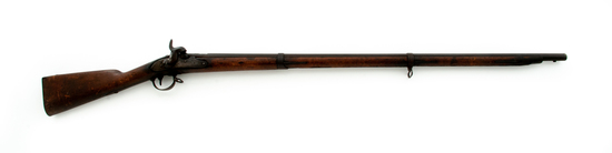 Antique Perc. Fowler, from European Flintlock Musket