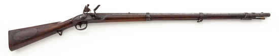 U.S. Model 1817 Flintlock ''Common Rifle''