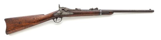 Indian Wars U.S. Springfield Model 1873/1877 Saddle Ring Carbine