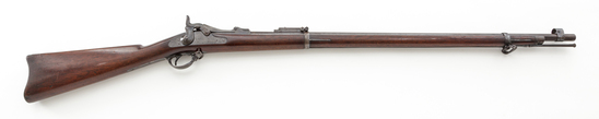 Indian Wars Springfield M1884 Takedown Infantry Rifle