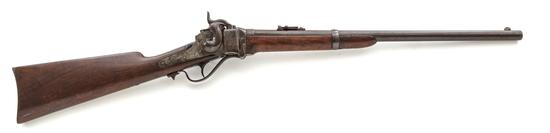 Civil War Sharps New Model 1863 Cavalry Carbine