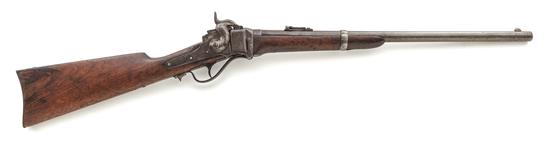 Civil War Sharps New Model 1859 Perc. Cavalry Carbine