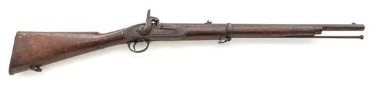 British Pattern 1861 Perc. Short Rifle/Musketoon