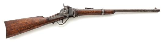 Civil War Sharps New Model 1859 Cavalry Carbine