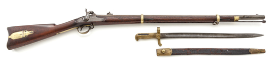 Remington M1863 Zouave Contract Perc. Rifle