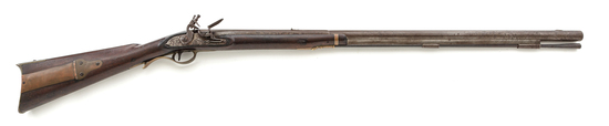 War of 1812 Harpers Ferry Model 1803 Flintlock Rifle