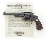 S&W Third Model Wolf & Klar Double Action Revolver