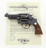 S&W Third Model Hand Ejector Revolver