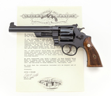 S&W Third Model Hand Ejector (Model of 1926) Revolver