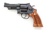 S&W Model 27-3 Double Action Revolver