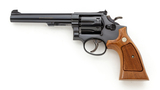 S&W Model 17-3 K-22 Masterpiece Double Action Revolver