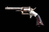 Lucius W. Pond Tip-Up Spurtrigger Cartridge Revolver