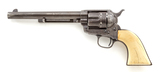 Indian Wars Colt 1873 Single Action Army Revolver