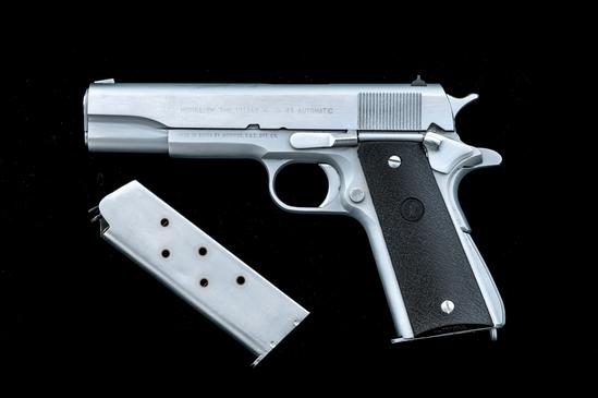 ''Norinco Model of the 1911-A1'' Semi-Auto Pistol