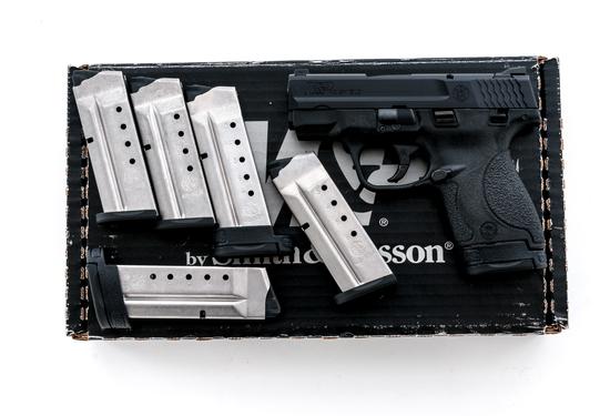 S&W M&P 40 Shield Semi-Automatic Pistol