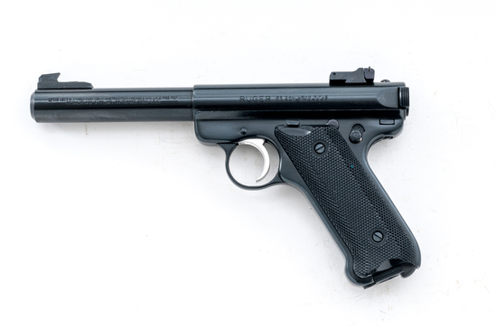 Ruger Mark II Target Semi-Automatic Pistol