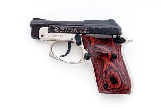 Taurus Model PT-22 Semi-Automatic Pistol