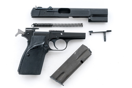 Browning Hi-Power GP Competition