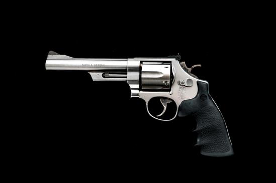 S&W Model 657-3 Double Action Revolver