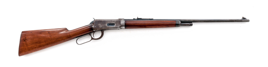 Winchester Model 55 Takedown Lever Action Rifle