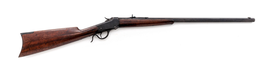Antique Winchester Model 1885 Low-Wall Rifle
