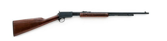 Winchester Model 62A Pump Action Rifle