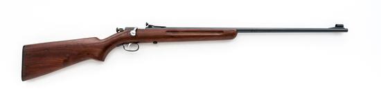 Winchester Model 68 Single Shot Bolt Action Rifle